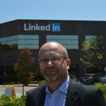 Pascal Faucon in Montain View (LinkedIn)