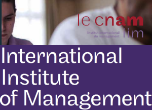 Pascal Faucon International Institute of Management Cnam