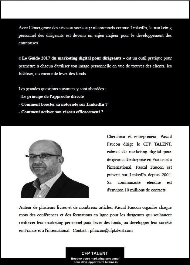 Le Guide 2017 du marketing_Pascal Faucon 4eme couverture